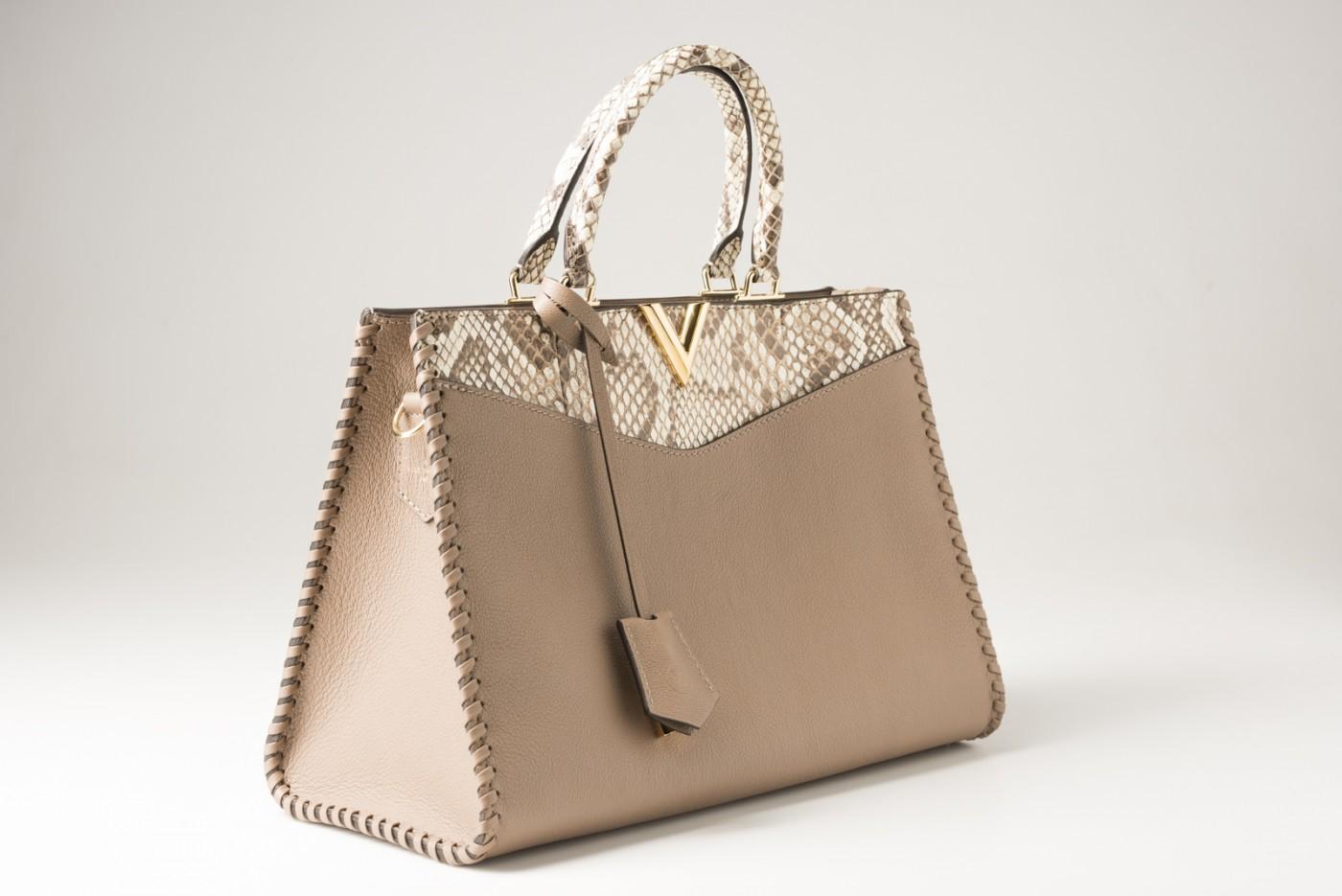 De Tote van Louis Vuitton
