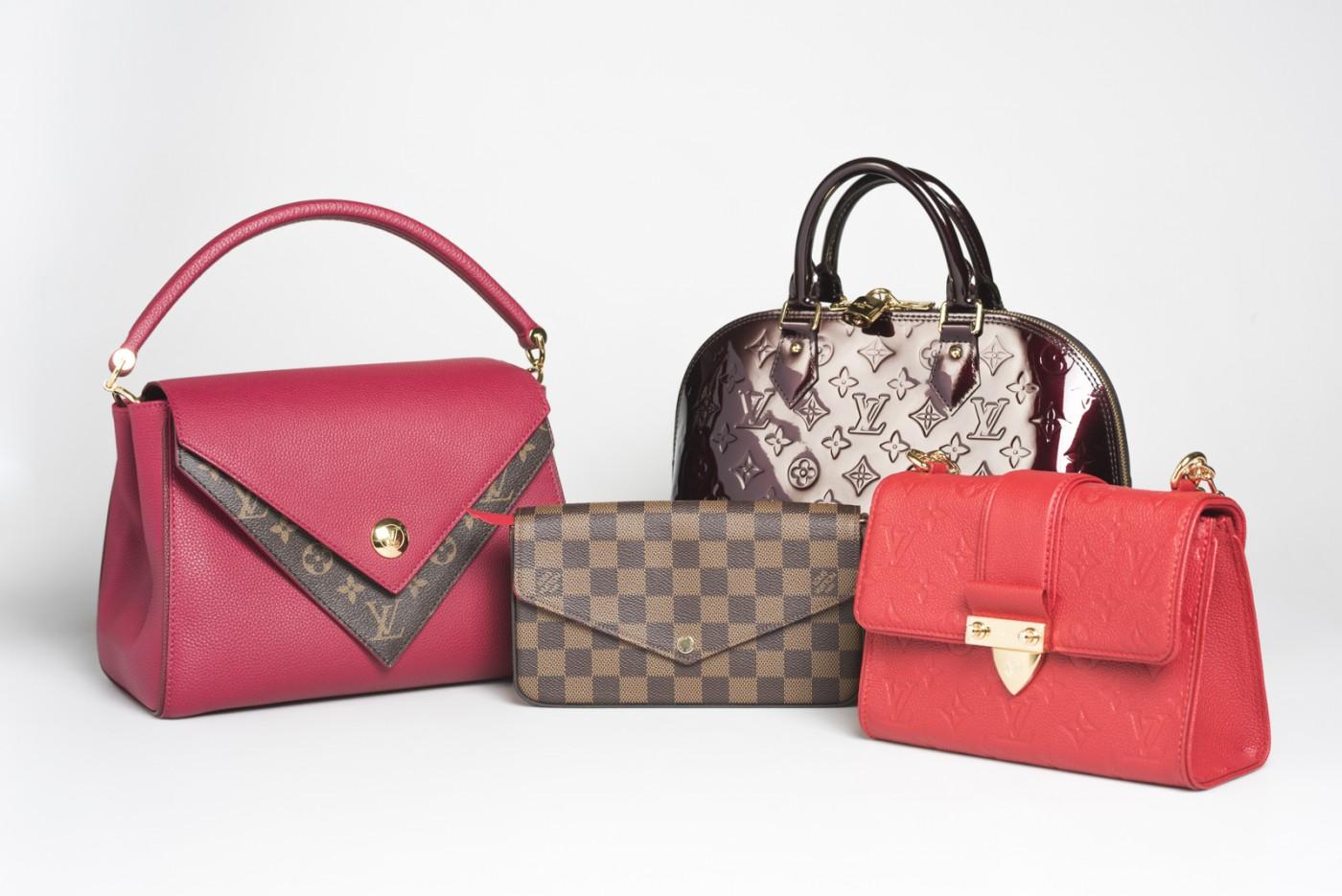 Onderscheid tussen een echte en een namaak Louis Vuitton