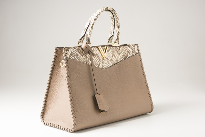Very Zipped Tote handtas Louis Vuitton