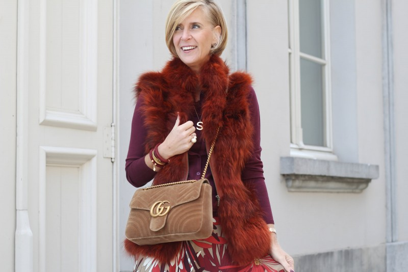 Sophie Van De Vyver - GG Marmont Gucci