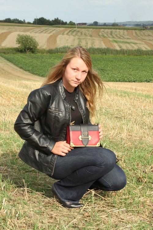 Prada - Cahier rouge