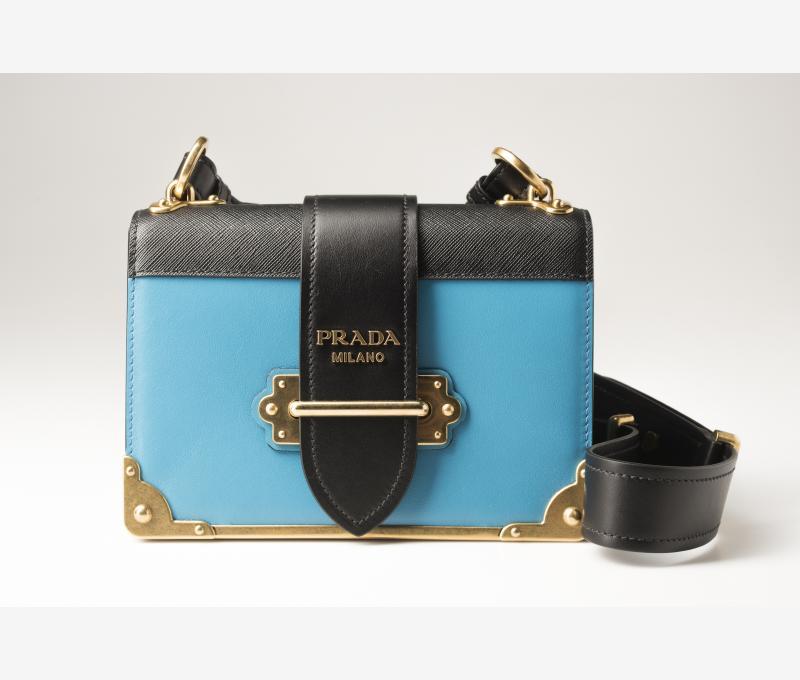 Prada - Cahier bleu